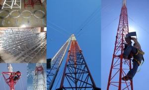 Torres metalicas, torres autosoportadas
